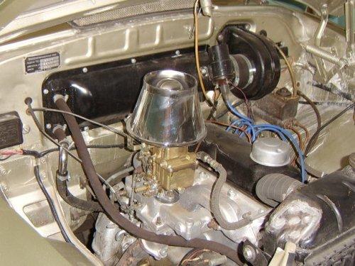 ГАЗ 21 и какой двигатель в