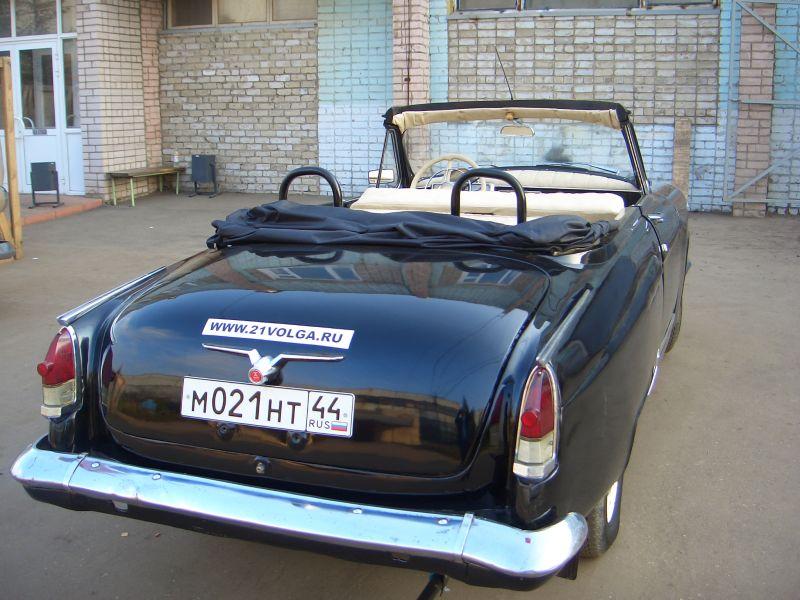 Фотографии ГАЗ 21 в Харькове за 15 000 $ - Продажа автомобилей ГАЗ 21